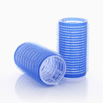 Blue Velcro Rollers (45mm) by Suesh