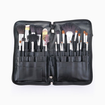 Tool Belt + 24-Piece Brush Set by PRO STUDIO Beauty Exclusives