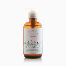 Artisanal Liquid Castile Soap in Verbena by So True Naturals