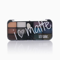 12-Shade Matte Palette by SFR Color