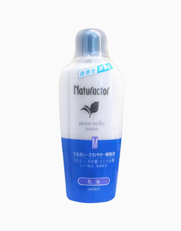 Moist Milky Lotion by Naturactor