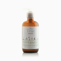 Artisanal Liquid Castile Soap in Peppermint by So True Naturals