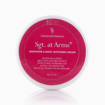 Sgt. at Arms+ Underarm and Bikini Whitening Cream by Fairness & Flawless
