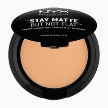 Stay Matte Powder Foundation by NYX Professional MakeUp