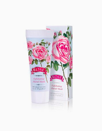 Rose Exfoliating Face Mask by Bulgarian Rose