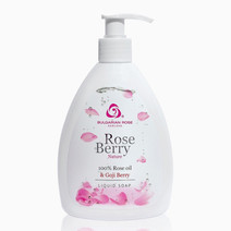 RoseBerry Liquid Soap by Bulgarian Rose