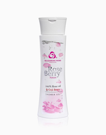 RoseBerry Shower Gel by Bulgarian Rose