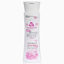 RoseBerry Body Lotion by Bulgarian Rose in