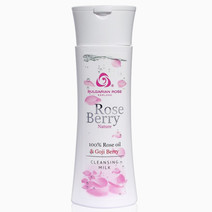 RoseBerry Cleansing Milk by Bulgarian Rose