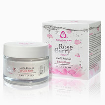 RoseBerry Nature Daily Cream by Bulgarian Rose in