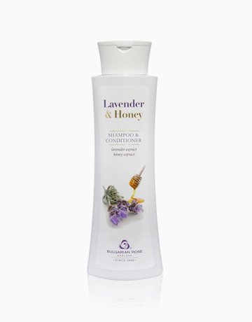 Lavender Honey Shampoo by Bulgarian Rose