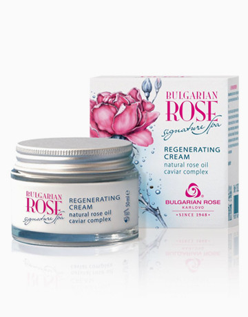 Signature Regenerating Cream by Bulgarian Rose