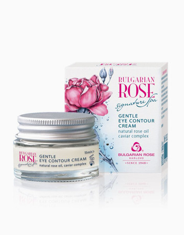 Signature Eye Contour Cream by Bulgarian Rose