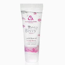 RoseBerry Hand Cream by Bulgarian Rose