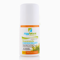 Seaweeds Deo for Women by ALGYNATURAL in Citrus