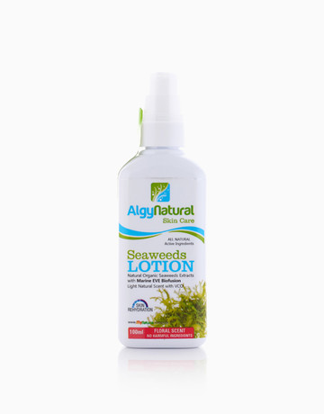 Seaweeds Body Lotion by ALGYNATURAL