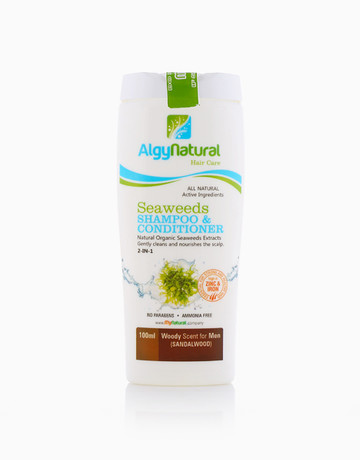 2 in 1 Shampoo Conditioner by ALGYNATURAL