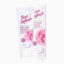 Rose Joghurt Foot Cream by Bulgarian Rose