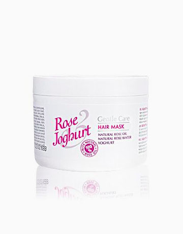 Rose Joghurt Hair Mask by Bulgarian Rose