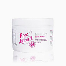 Rose Joghurt Hair Mask by Bulgarian Rose in