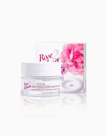 Rose Joghurt Milk Concentrate Around Eyes by Bulgarian Rose