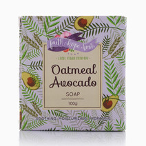 Oatmeal Avocado Soap by Faith Hope Love Soap