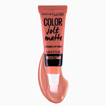 Lip Studio Color Jolt Matte by Maybelline in 04 Show Off Nude (Sold Out - Select to Waitlist)
