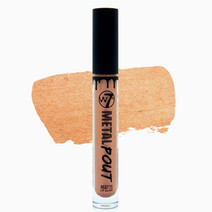 Metal Pout Matte Lip Gloss by W7