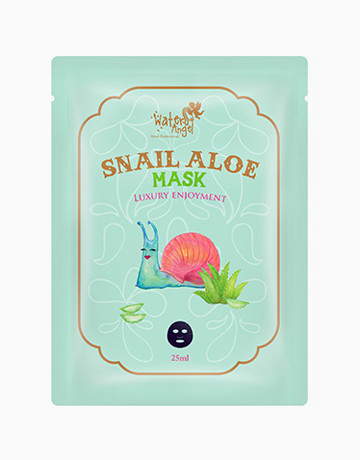 Snail Aloe Mask by Water Angel