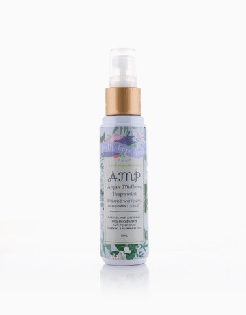 AMP IT Deodorant Spray by Faith Hope Love Soap