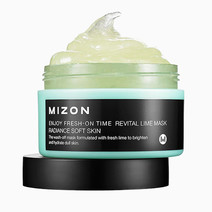 Enjoy Fresh-On Time Revital Lime Mask by Mizon