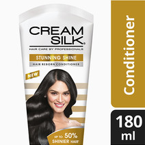 Cream Silk Hair Conditioner Stunning Shine (180ml) by Cream Silk