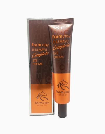 Horse Oil Eye Cream (45gms) by Farmstay
