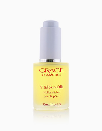 Vital Skin Oils by Grace Cosmetics