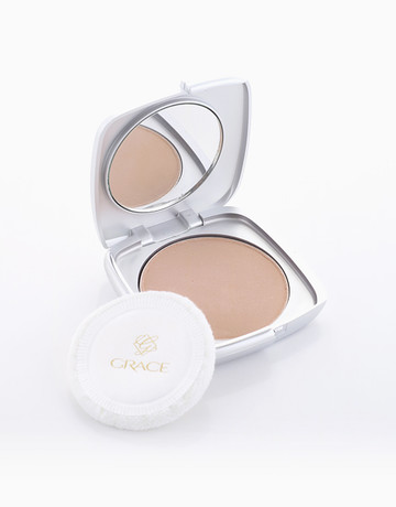 Pressed Powder Compact  by Grace Cosmetics