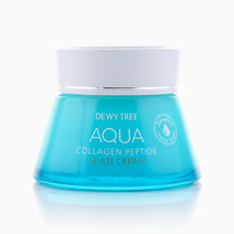 Aqua Collagen Peptide Multi Cream (80ml) by Dewytree
