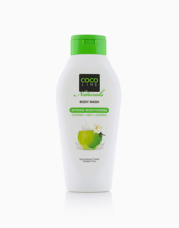 Moisturizing Wash (190ml) by Cocoline Naturals