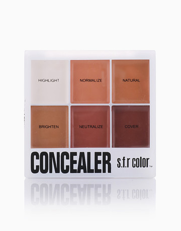 Concealer Corrector Palette by SFR Color