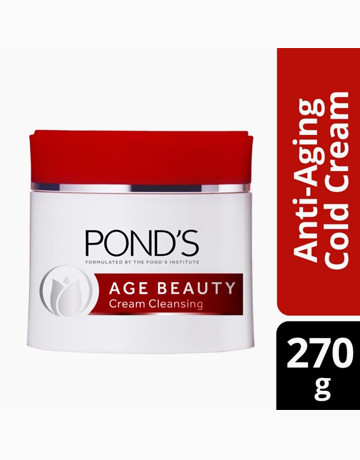 Age Beauty Cold Cream (270g) by Pond's