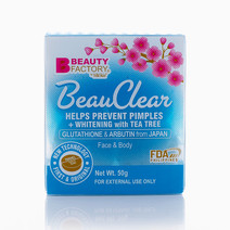 Beauclear Nano Soap (50g) by Silk Skin