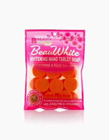 Beauwhite Nano Soap (100g) by Silk Skin