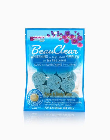 Beauclear Nano Soap (100g) by Silk Skin