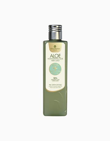 Moisturizing Aloe Vera Juice by Aloe Derma