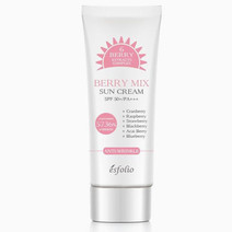 Berry mix sun cream