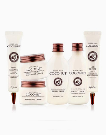 Super Rich Coconut Set by Esfolio