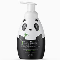 Lovely panda baby shampo   wash