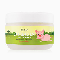 Collagen shape memory jelly pack