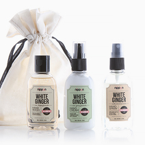 White Ginger Hand Care Kit by Nippon Esthetic Philippines