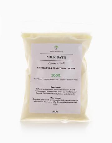 Milk Bath Scrub by Leiania House of Beauty