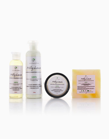 Milky Lemon Face & Body Kit by Leiania House of Beauty